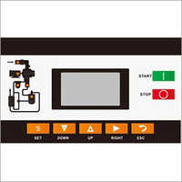 Control Panel(Chinese, English, Russian, Spanish etc. available)