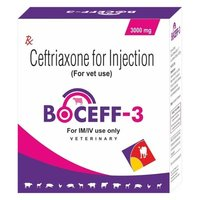 Ceftriaxone Injection For Veterinary use only