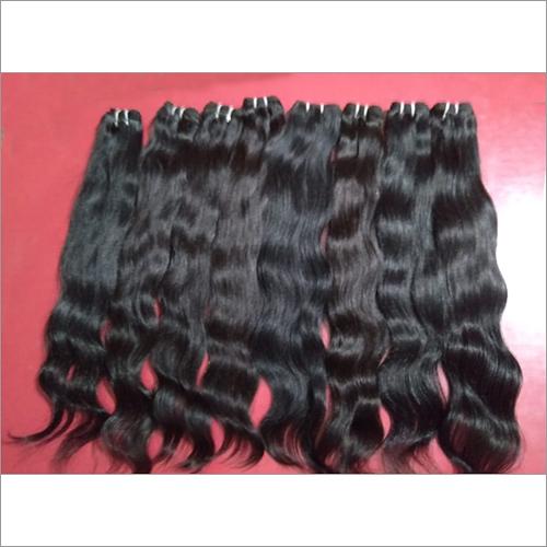 Natural Weft Hair Bulk