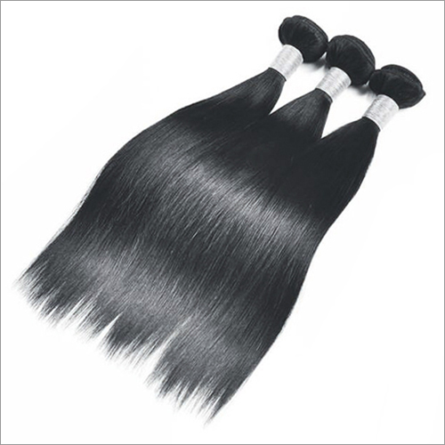 Non Remy Weft Straight Hair