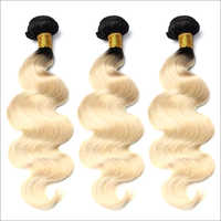 Blonded Body Wave Weft