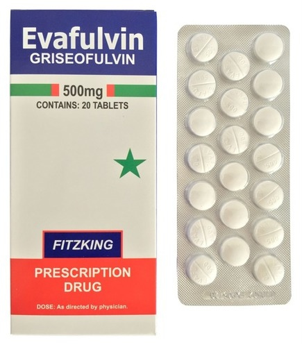 griseofulvin tablet