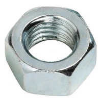 Polished MS Hex Nuts