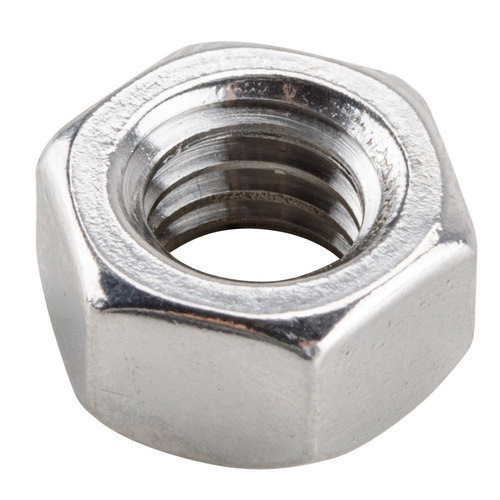 4 mm MS Hexagonal Nut