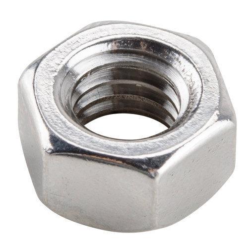 4 mm MS Hexagonal Nut