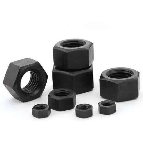 16 mm High Tensile Slotted Hex Nut