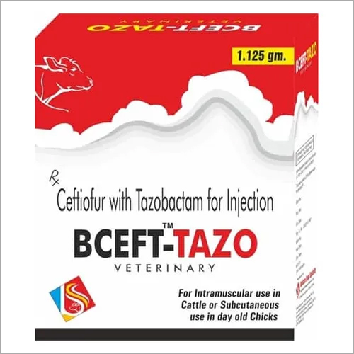 Ceftiofur with Tazobactam Injection