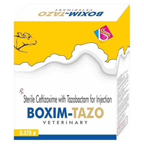 Sterile Ceftizoxime With Tazobactam Injection