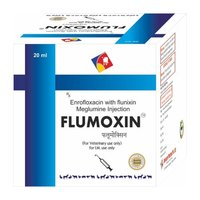 Enrofloxacin with Flunixin Meglumine Injection