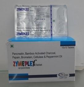 Zymeplex Tablets
