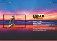 LED 4K HD TV