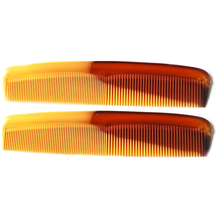 Double Teeth Hair Comb