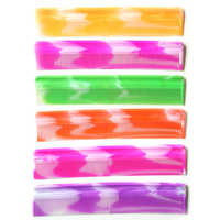 Colored Plastic Hair Comb