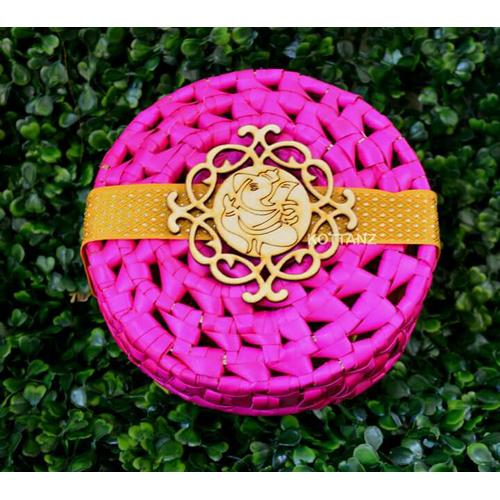Decorative Round Gift Box