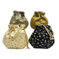 Ladies Fancy Potli Bag