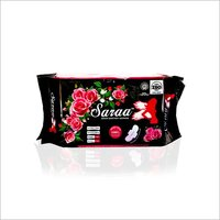 100% Pure Cotton Sanitary Napkins