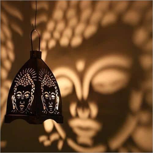 Buddha Hanging T- Light