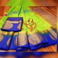Kanjivaram Fancy Silk Saree