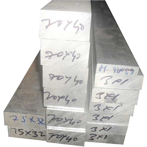 Stainless Steel Flat Square Bar