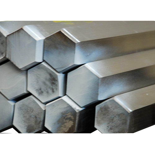 Polished Stainless Steel Hex Bar
