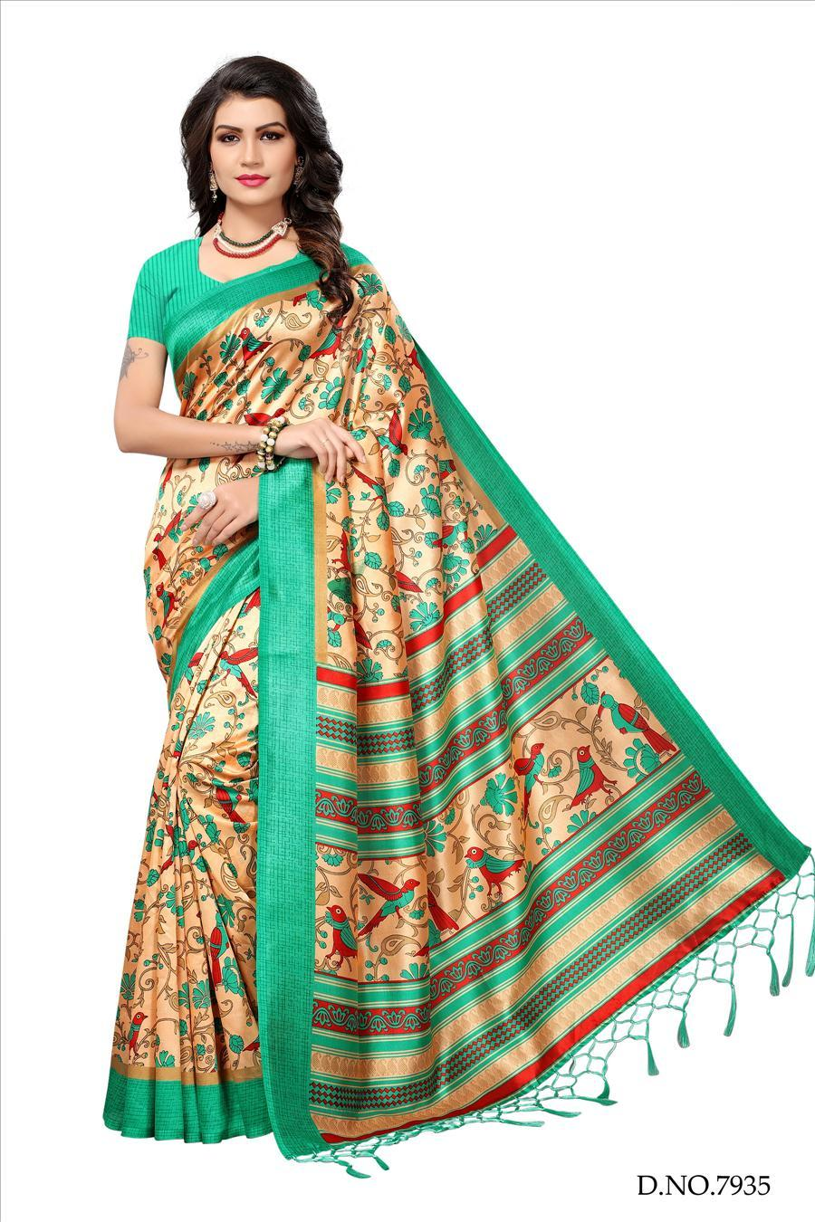 Mysore Silk Saree