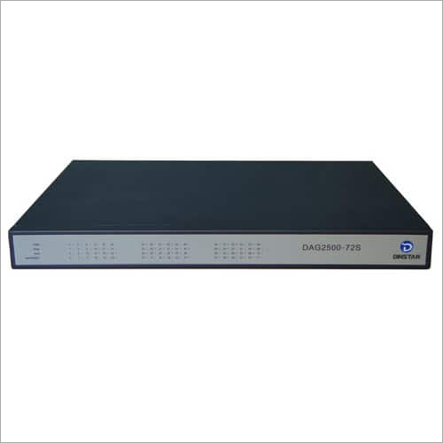 FXS 72 Port Analog VoIP Gateway