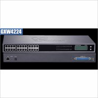 24 Port FXS Grandstream VOIP Gateway GXW4224