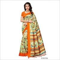 Mysore Silk Designer Saree