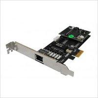 Allo 4th Generation 1 Port PRI Card With Hardware echo cancellation