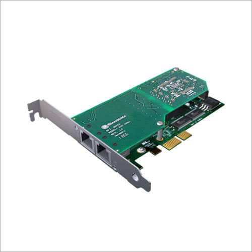 Sangoma 2 Port PRI Card Without Echo Cancellation