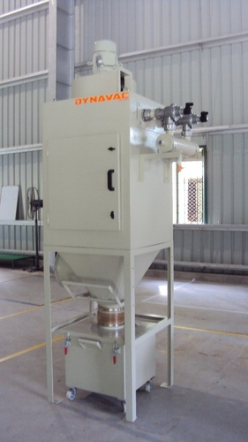 Dust Collection System for Coffee Packing Plant