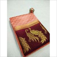 Dersigner Kanjivaram Silk Saree