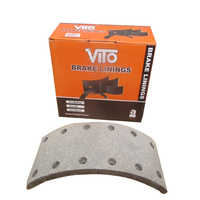 Heavy Duty Front Brake Lining