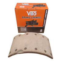 Heavy Duty Rear Brake Lining
