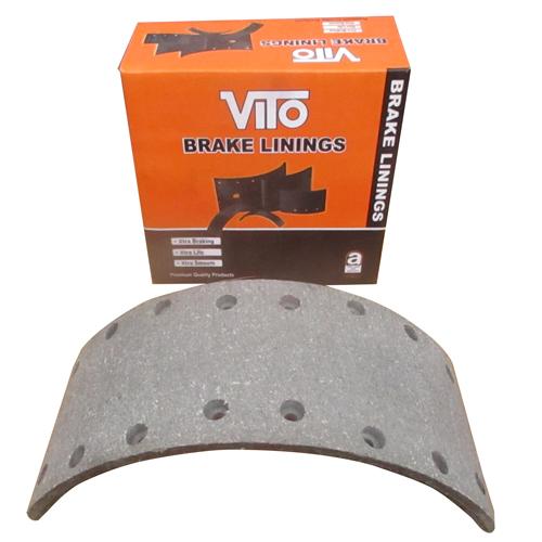 Rear Brake Lining Plates