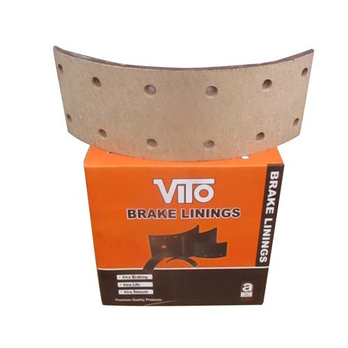 Heavy Duty Rear Brake Lining Plate