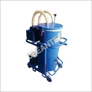 Pneumatically Operated Industrial Vacuum Cleaner