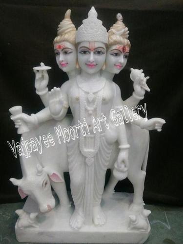 Dattatreya Marble Idols