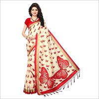 Khadi Fancy SIlk Saree