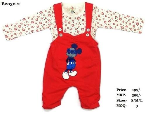 Baby  sleeveless Jumsuit