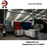 Tensionless Dryer For Textile Finishing Machine From China