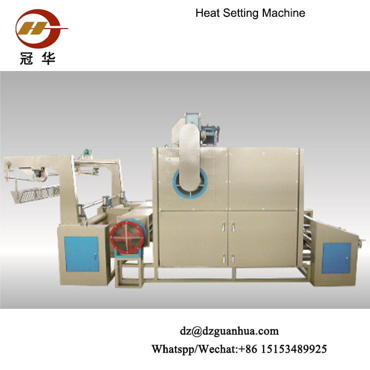 Heat Setting Finishing Machine
