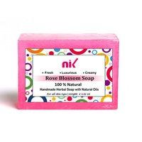 Rose Blossom Hand made Soap