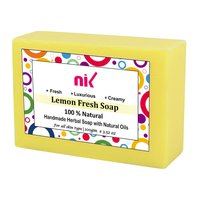 Lemon Fresh Hand Made Soap