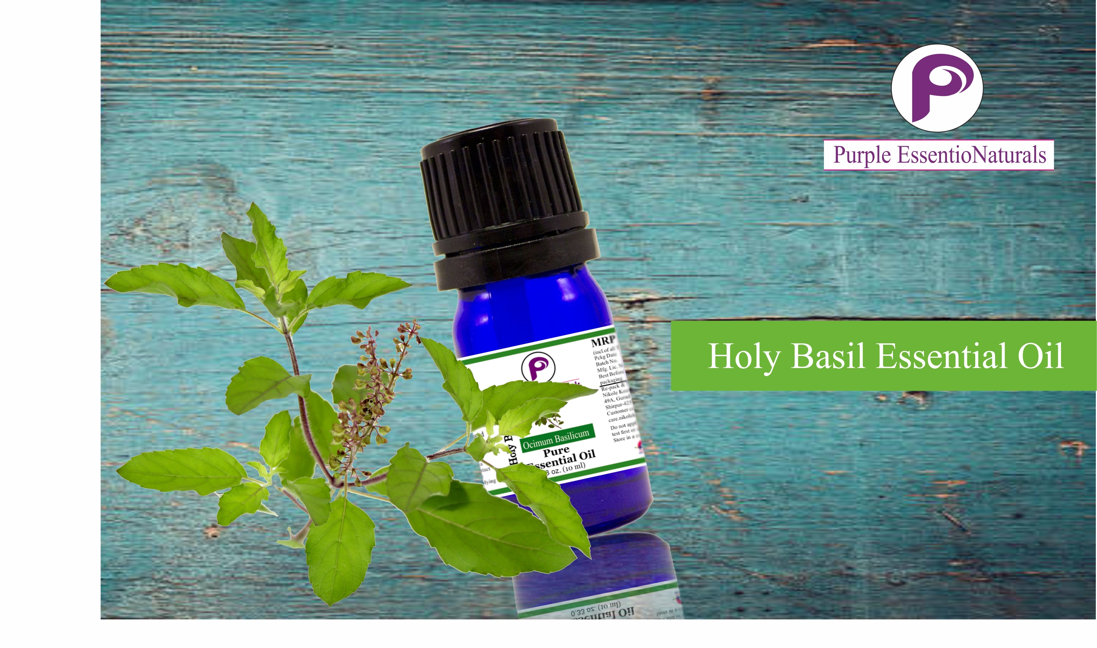 Holy basil  Essential oil