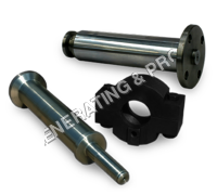 Piston Rod, Clamps Assy and Crosshead