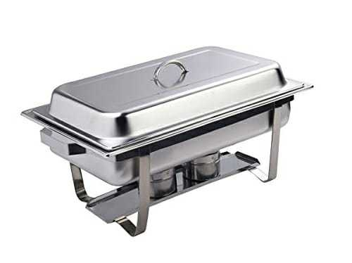 STACKABLE FRAME  CHAFING DISH
