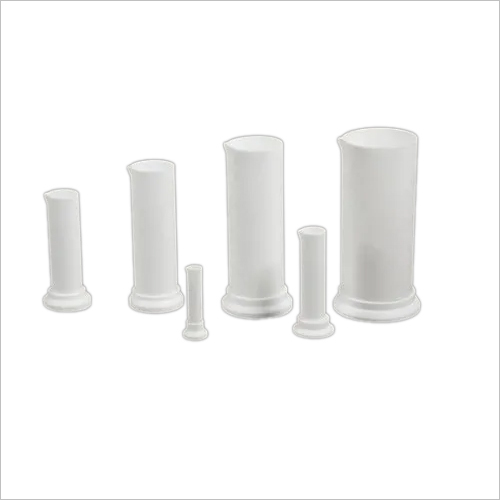 PTFE F4 Measuring Cylinder Set