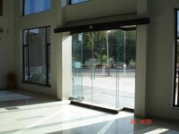 Glass Sensor Doors