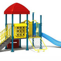 Outdoor Play Stations